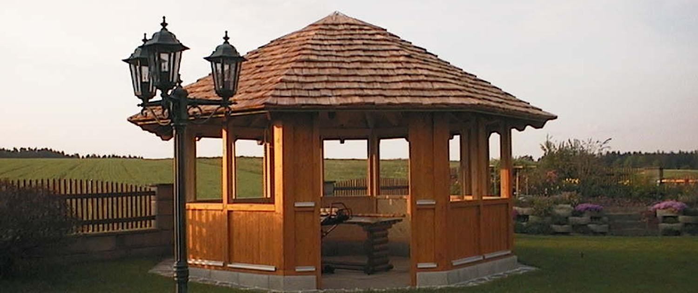 Laube Holzbau