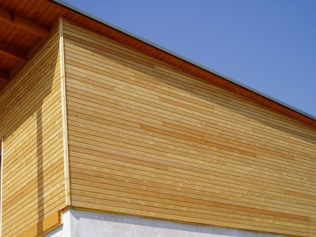 Verschalungen Holzbau