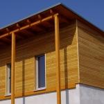 Verschalung Holzbau Pichlmair