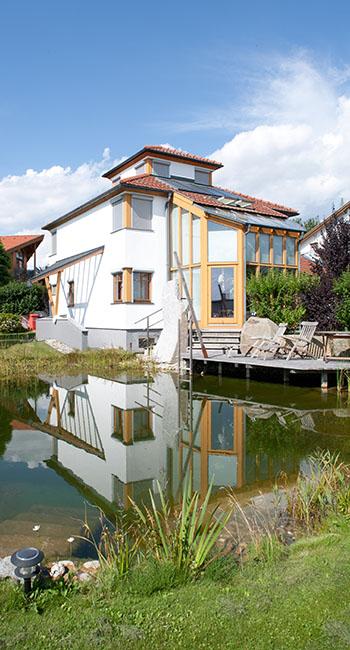 Holzhaus Niederoesterreich Thayatal Haus