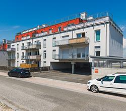 Hausbau Wohnhaus